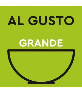 "BUDA ""Al gusto"" Grande"