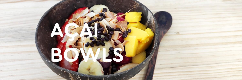 Açai Bowls