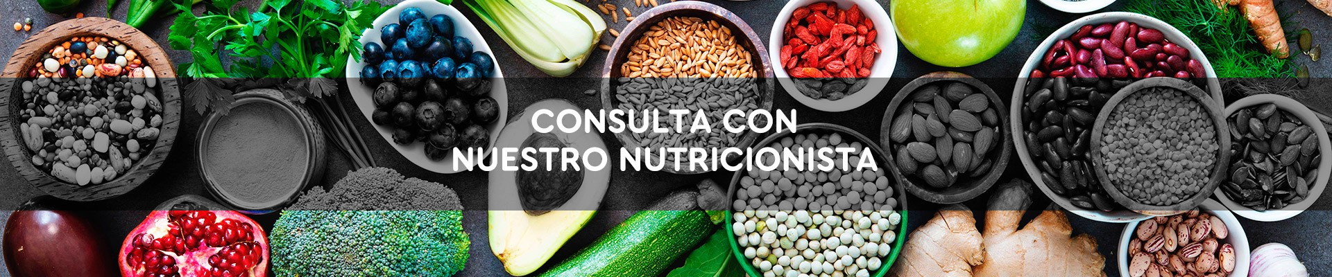 Consulta a nuestro nutricionista